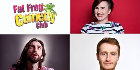 Fat Frog Comedy with Laura Lexx & Jay Handley tickets