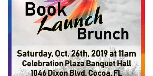 The Robe of Many Colors BOOK LAUNCH BRUNCH