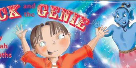 Jack and the Genie Author Visit tickets
