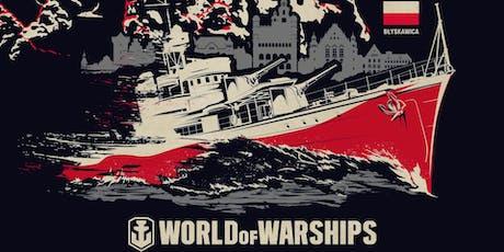 World of Warships na PGA - Spotkanie w NaPiwek Pub! tickets