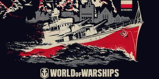 World of Warships na PGA - Spotkanie w NaPiwek Pub!