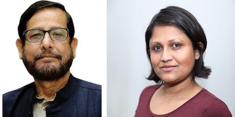 TALK: Asaduzzaman Noor in conversation with Leesa Gazi tickets