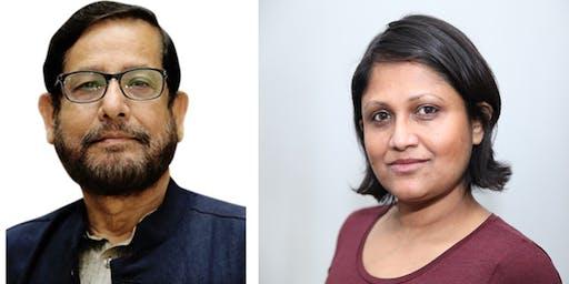 TALK: Asaduzzaman Noor in conversation with Leesa Gazi
