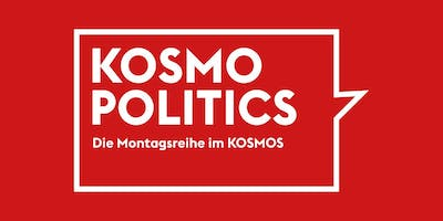 KOSMOPOLITICS – COUNTDOWN LÄUFT! - DEBATTE VOR DEN NATIONALRATSWAHLEN