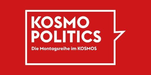 KOSMOPOLITICS – COUNTDOWN LÄUFT! - DEBATTE VOR DEN NATIONALRATSWAHLEN