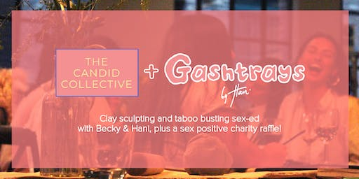Gashtray Sculpting Workshop with Hani