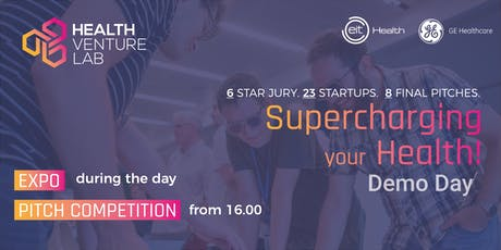 Supercharging your Health ⚡ - Demo Day @Health Ven tickets