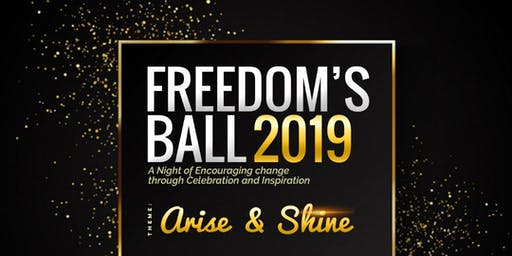 Freedoms Ball 2019