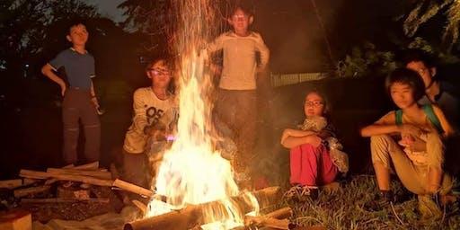 Pesta Campfire @ Kampung Kampus