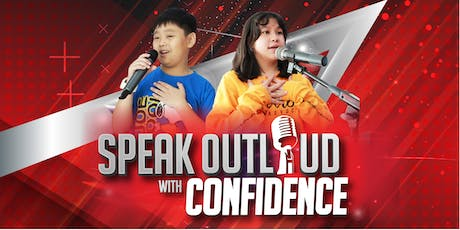 Speak OutLOUD with Confidence Workshop tickets