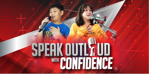 Speak OutLOUD with Confidence Workshop