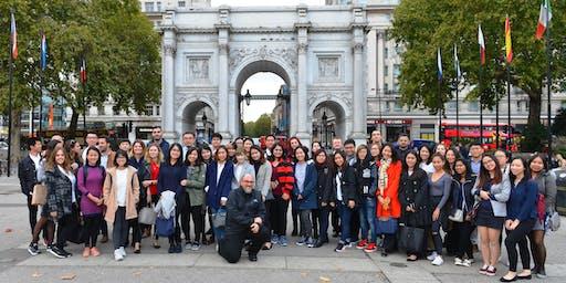 MSc IHTM & HFSM Field Trip in London