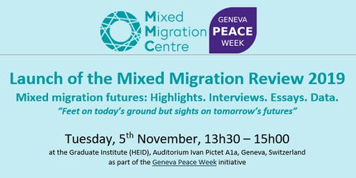 Launch of the Mixed Migration Review 2019