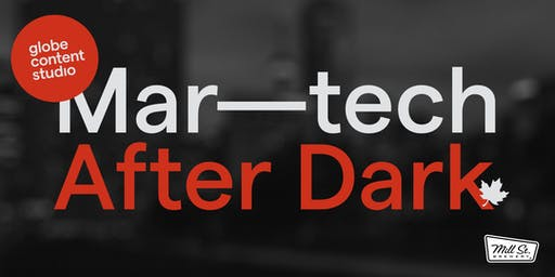 MarTech After Dark