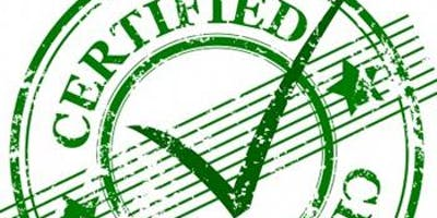 Are you accredited? BRC, ISO & SALSA