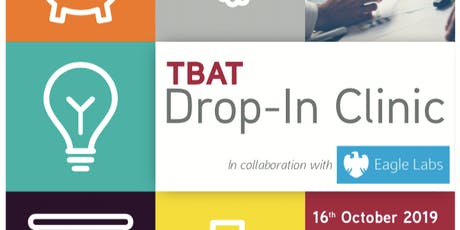 TBAT Drop in Sessions tickets