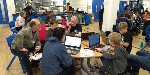 Turing House CoderDojo: Oct 19th 2019