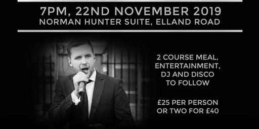 Leeds United Presents Nearly Buble