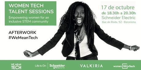 2ª edición - Women Tech Talent Sessions entradas