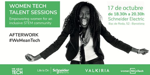 2ª edición - Women Tech Talent Sessions
