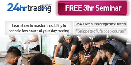 FREE Forex Trading Course tickets