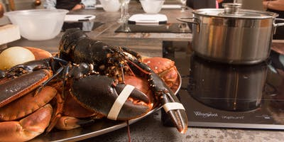Crab and Lobster Hands On Practical Class