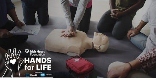 Mayo Bofeenaun Community Centre - Hands for Life