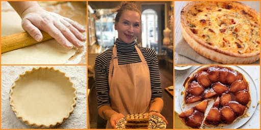 Pâte Brisée Workshop with Tess Kelly