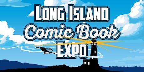 Long Island Comic Book Expo tickets