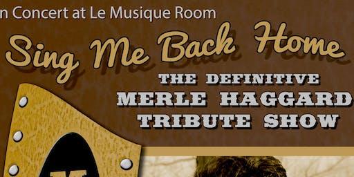 Merle Haggard Tribute by Bobby Vandell