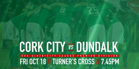 Cork City FC v Dundalk FC tickets