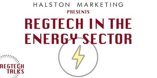 RegTech Talks: RegTech in the Energy Sector