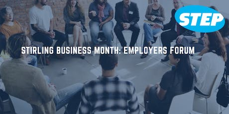 Stirling Business Month: Employers Forum tickets