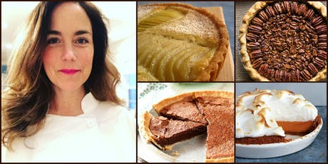 American Holiday Pies, with Olivia Krywucki tickets
