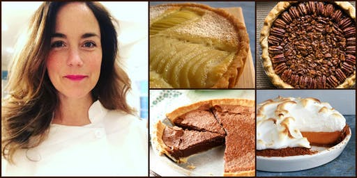 American Holiday Pies, with Olivia Krywucki