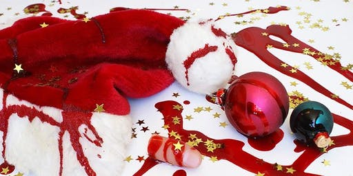 Murder Mystery Dinner - Who Saw Someone Killing Santa Claus