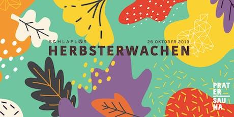 Herbsterwachen 2019 Tickets