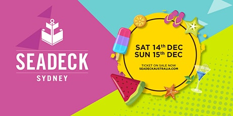 Seadeck Summer Sessions 14 Dec tickets
