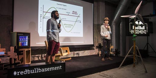 Red Bull Basement University - Pitch Präsentation