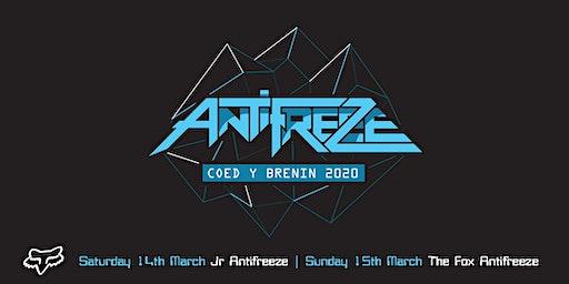 2020 Fox Antifreeze Coed y Brenin