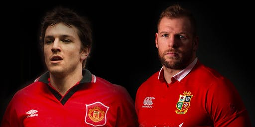 An Evening with James Haskell and Lee Sharpe