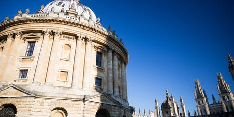 Private bespoke Walking Tour of Oxford - Morning (AM) tickets