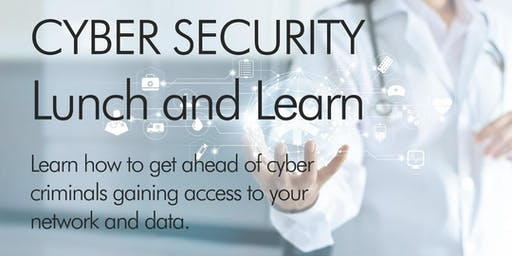 Cyber Security Lunch and Learn - Charlottetown