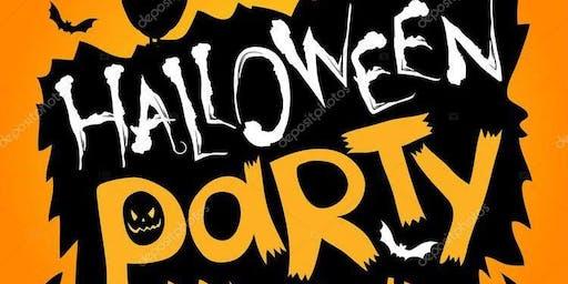 30  Halloween party