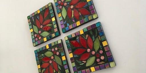 Portffolio: Gwneud Mosaïg/Making Mosaics with Lindsey Kennedy