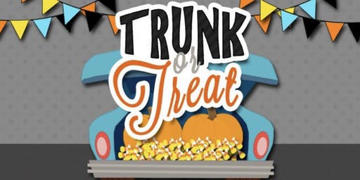 Trunk or Treat Fundraiser for Hillview Nursery School