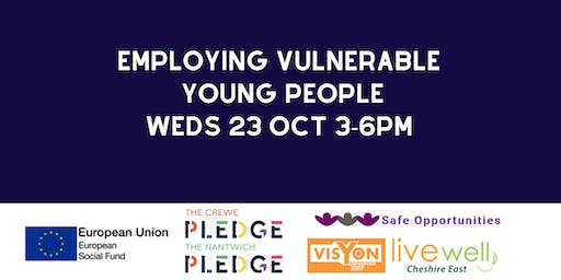 Employing Vulnerable Young People