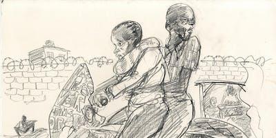 Falmouth School of Art Guest Speakers - Louis Netter