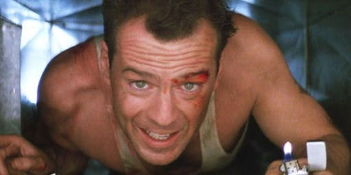 Die Hard- Christmas Screenings