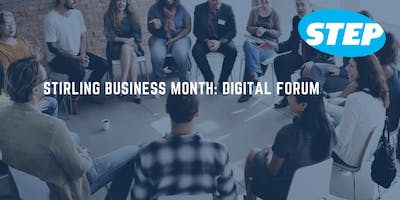 Stirling Business Month: Digital Forum